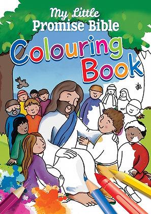 My Little Promise Bible Colouring BookJuliet David,Juliet David,Lucy Barnard