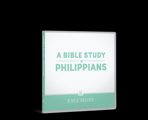 A Bible Study of Philippians Joyce Meyer