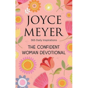The Confident Woman Devotional Paperback By Joyce Meyer