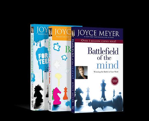 Battlefield of the Mind Family Bundle Joyce Meyer