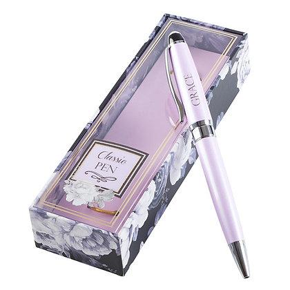 Classic Pen: Pink/Grace