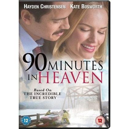 90 MINUTES IN HEAVEN DVD