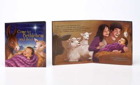 Come to Bethlehem and See Soft Cover