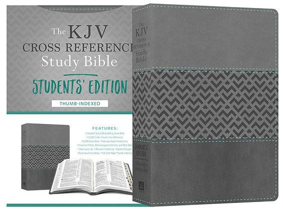 KJV Cross Reference Study Bible Student's Edition