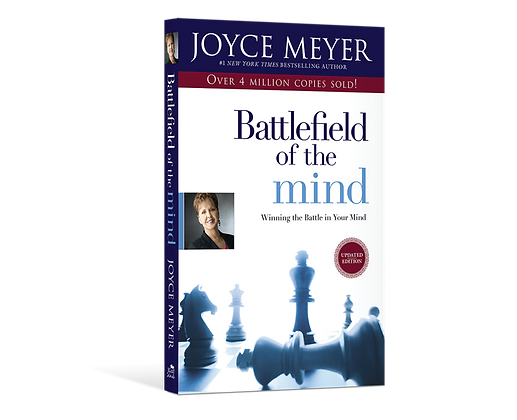 Battlefield Of The Mind Updated Edition by Joyce Meyer