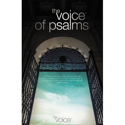 VOICE OF PSALMS, THE ECCLESIA BIBLE SOCIETY,