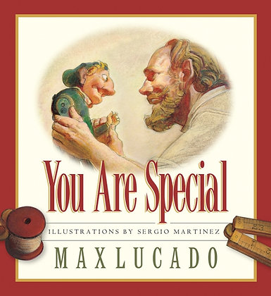 You are Special Board Book by Max Lucado