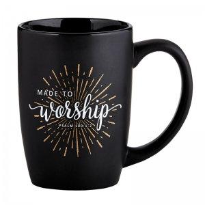 Made To Worship Mug