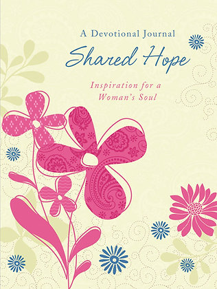 Shared Hope Dovotional Journal Paperback