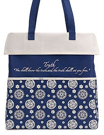 You Shall Know the Truth Tote Bag EAN; 780090232122
