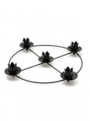 """Advent Frame for 1"""" Diameter Candles"""