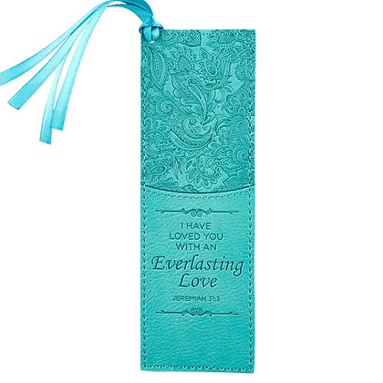 Bookmark Everlasting Love - Jeremiah 31:3