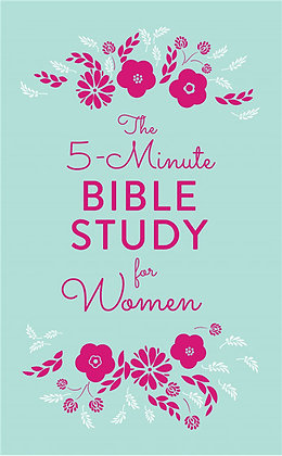 The 5-Minute Bible Study for Women Emily Biggers