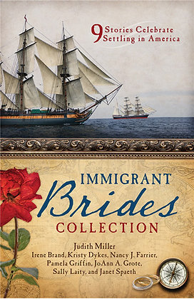The Immigrant Brides Romance Collection