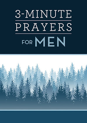 3-Minute Prayers for Men Tracy M. Sumner