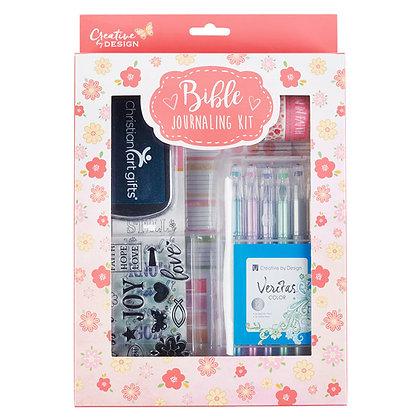 Bible Journalling Kit: Pink