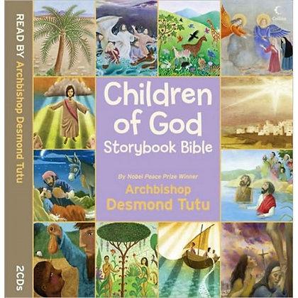 CHILDREN OF GOD AUDIO CD TUTU, DESMOND