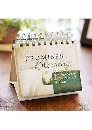 Promises & Blessings Daybrightener - Perpetual Calendar