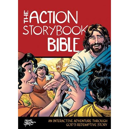 ACTION STORYBOOK BIBLE, THE DEVRIES, CATHERINE