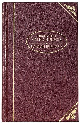 Hinds' Feet on High Places Hardback byHannah Hurnard