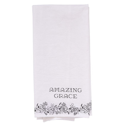 Tea Towel: Amazing Grace