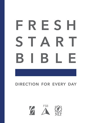 Fresh Start Bible Leather by Gateway Publishing Price and Purchase Today