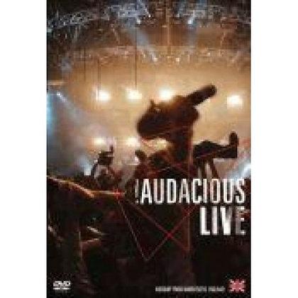 AUDACIOUS LIVE DVD AUDACIOUS