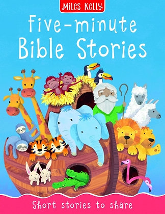 Five Minutes Bible Story