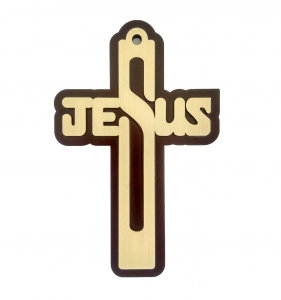 Jesus Wall Art Cross