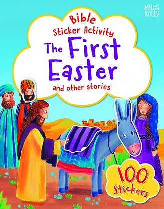 Bible Sticker Activity The First Easter And Other Stories