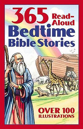 365 Read-Aloud Bedtime Bible StoriesPaperback
