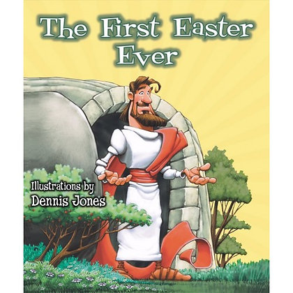 The First Easter Ever The Jones Dennis EAN ; 9780310740841