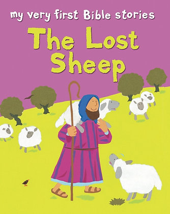 The Lost Sheep Lois Rock,Alex Ayliffe