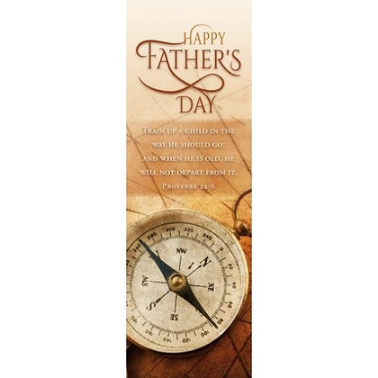 Father's Day Bookmark (Pac Of 25)