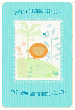 Baby boy/Girl Congratulations Card