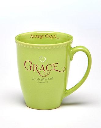Amazing Grace Ceramic Mug And Gift Box