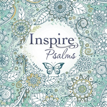 Inspire: Psalms Paperback Coloring & Creative Journaling through the Psalms