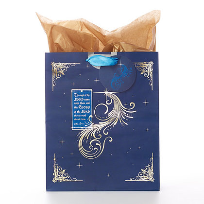 Angel Of The Lord Medium Gift Bag