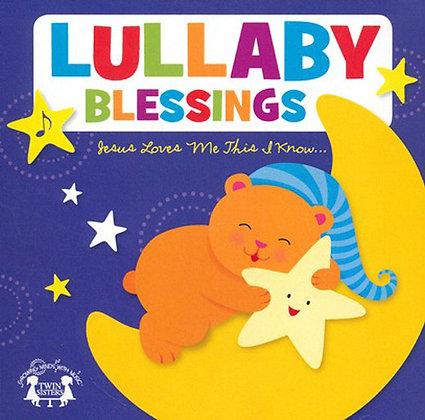 Lullaby Blessings CD Karen Mitzo Hilderbrand