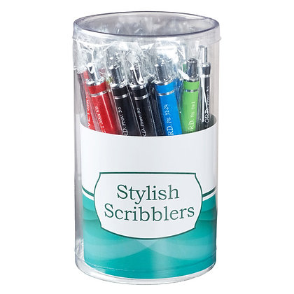 Stylish Scribblers Each