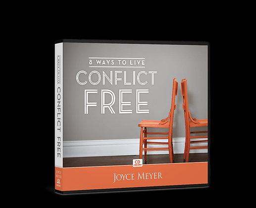 8 Ways to Live Conflict Free Joyce Meyer Audio