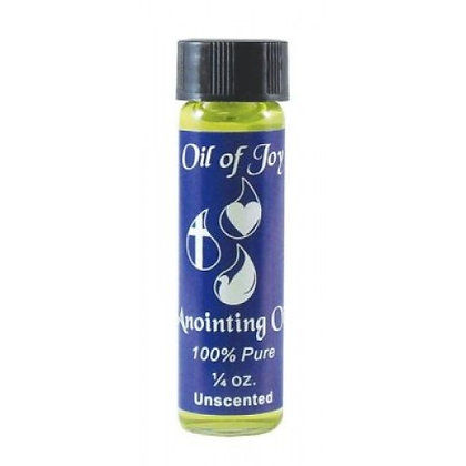 Anointing Oil Unscented 1/4 OZ (Pack Of 6)