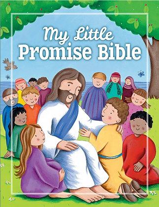 My Little Promise BibleJuliet David,Lucy Barnard,Lucy Barnard