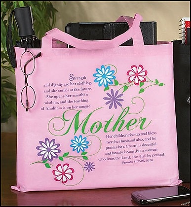 Mother Her Children Arise Up And Call Her Blessed Tote Bag