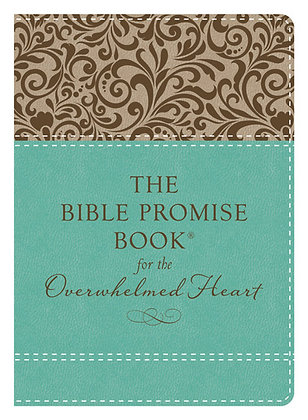 The Bible Promise Book Overwhelmed Heart  Finding Rest in God's Word  Janice Tho