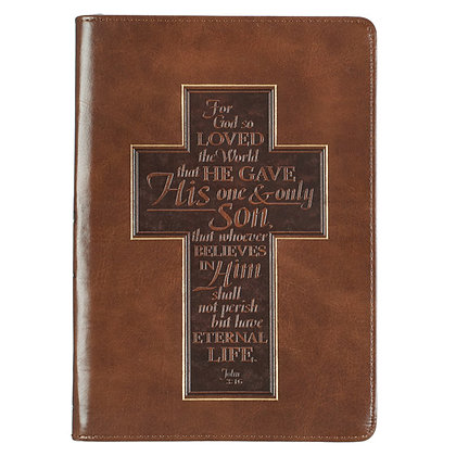 For God So Loved The World Journal John 3 :16 ( Father's day)