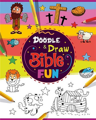 Doodle and Draw Bible FUN! Karen Mitzo Hilderbrand