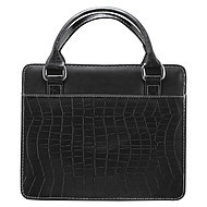 Bible Case: Black Purse Style (L)
