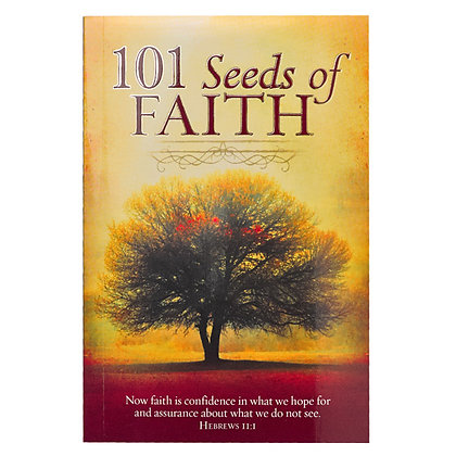 101 Seeds of Faith	Paperback
