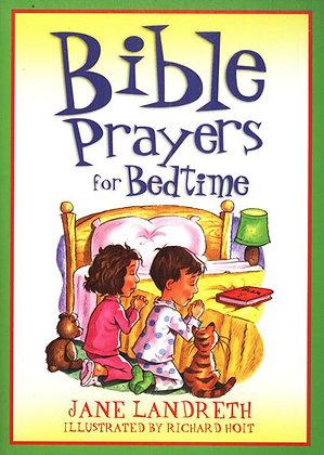 Bible Prayers For Bedtime PB Jane Landreth